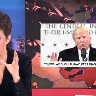 Rachel Maddow: Trump is Putting U.S. Troops in Danger with His 'Keep the Oil' Statements – WATCH