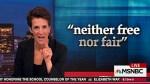 Rachel Maddow Trump lied