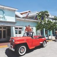 Key West bar Aqua