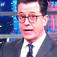 Alrighty Then: 'Words Fail' Stephen Colbert to Describe Trump's Press Conference – WATCH