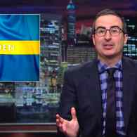 John Oliver on Trump's Swedish Terrorist Attack: 'We Have No F***ing Idea' What He's Talking About – WATCH
