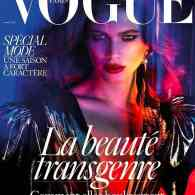 French 'Vogue' Has Its First Transgender Cover Model, Stunning Beauty Valentina Sampaio