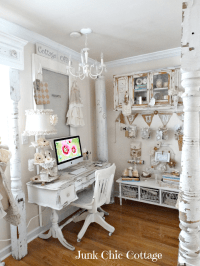 Charming Home Tour ~ Junk Chic Cottage - Town & Country Living