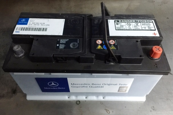mercedez cabin fuse box