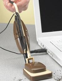 10 Unusual Vacuum Cleaners