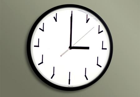 Redundant Wall Clock