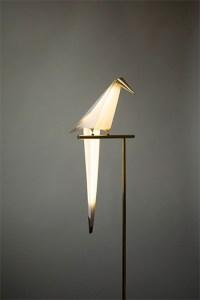 Origami Bird Lamp