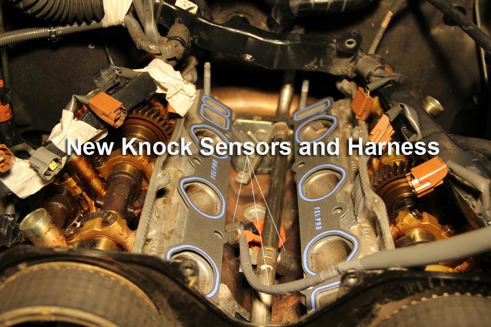 2001 Lexus Es300 Knock Sensor Harness ✓ Lexus Car