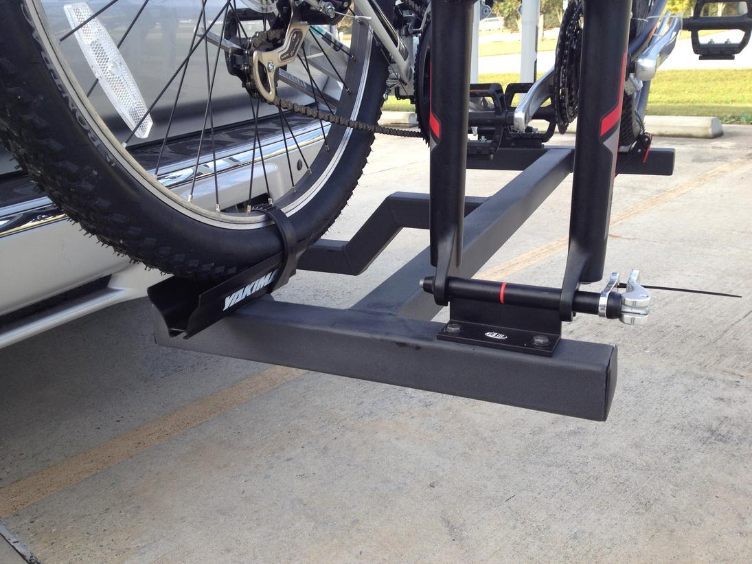 Image Gallery Homemade Bike Rack