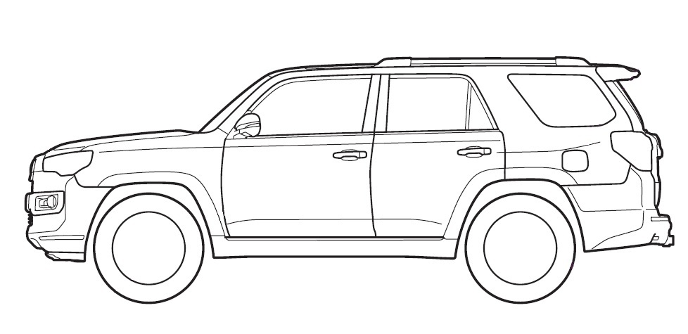 4th gen toyota 4runner