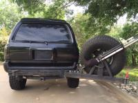 FS: 3rd Gen SWINGOUT TIRE RACK CARRIER DFW, TX - Toyota ...