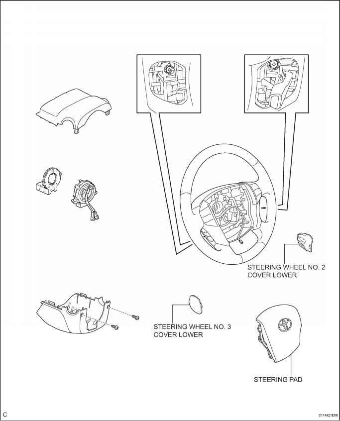 toyota wire harness repair manual