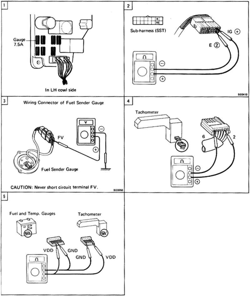 Toyota Altis Meter Wiring Diagram - Wiring Diagram Library