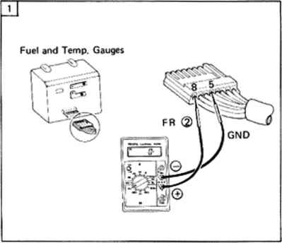 Troubleshooting Wiring Diagram - Toyota Celica Supra MK2 86 Repair