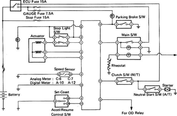 toyota 86 wiring diagram