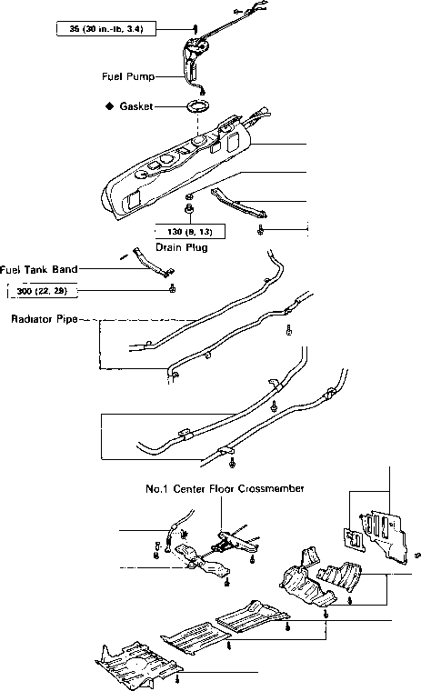 toyota mr2 engine diagram