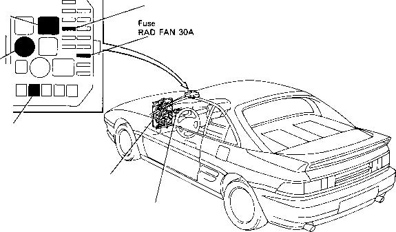fuel filter location 1991 mr2