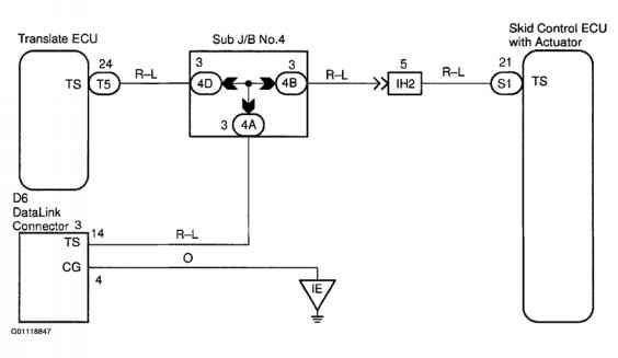 driving mode wiring diagram