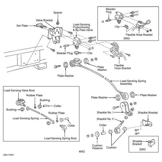 2002 toyota sequoia wiring harness diagram
