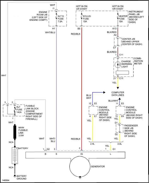 Wiring Diagrams - Toyota Sequoia 2001 Repair - Toyota Service Blog