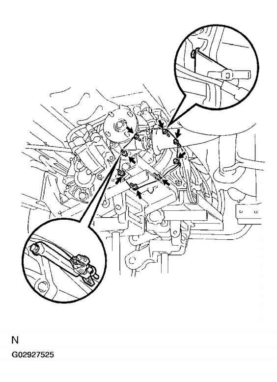 2006 toyota rav4 Motor diagram