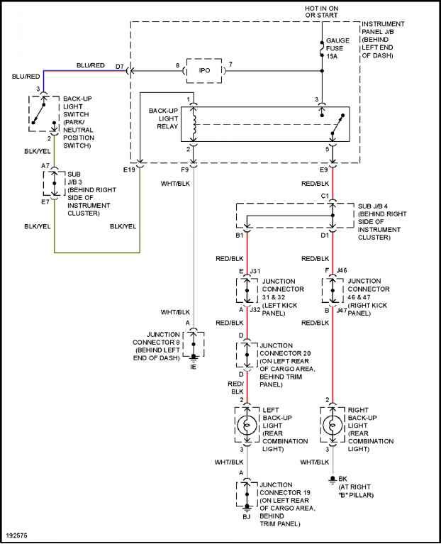 2004 toyota rav4 wiring diagram