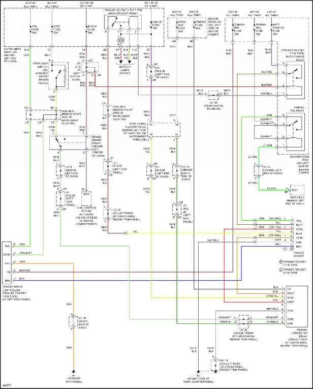 06 Toyota Camry Engine Diagram Electrical Circuit Electrical