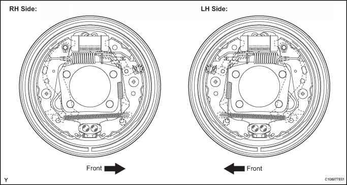 rear brake diagram rear brake diagram