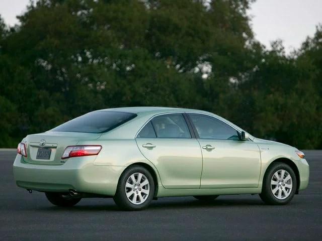 2007 Toyota Camry Hybrid Hybrid - La Crosse WI area Toyota dealer
