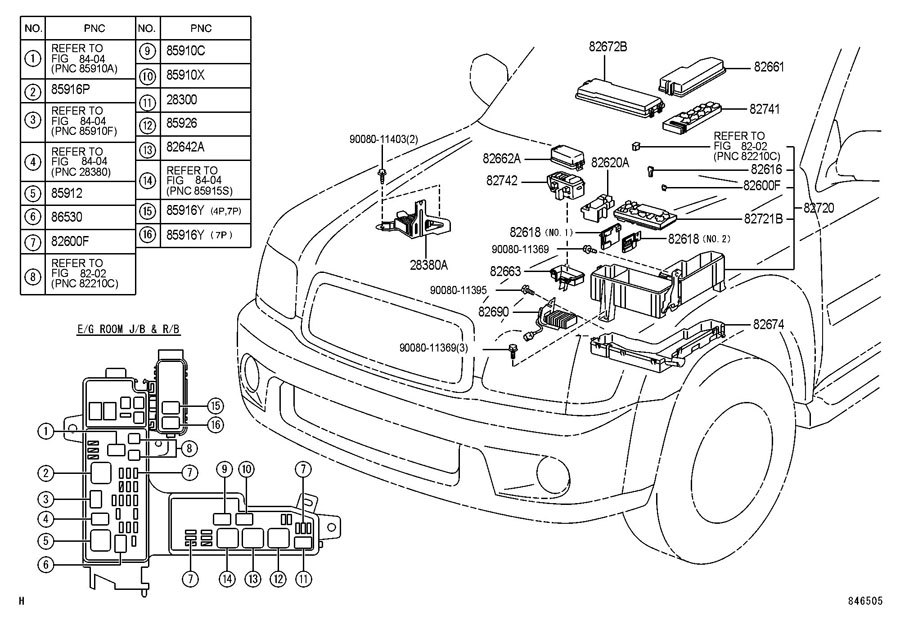 toyota t100 fuse box diagram on toyota sequoia starter location