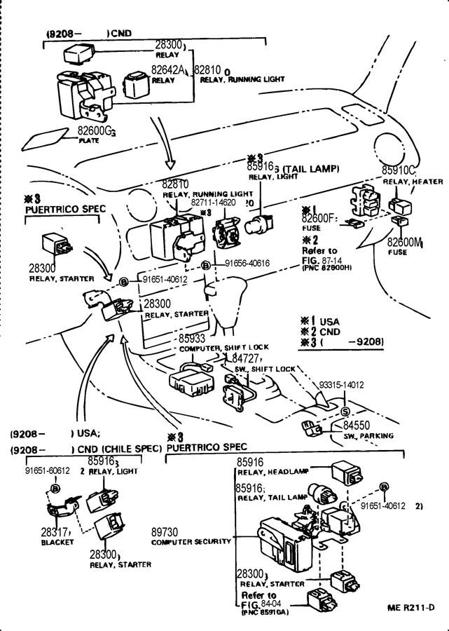 1964 mitsubishi diamante fuse box diagram