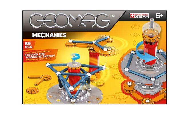 Geomag Mechanics 86 Pieces Toy Sense