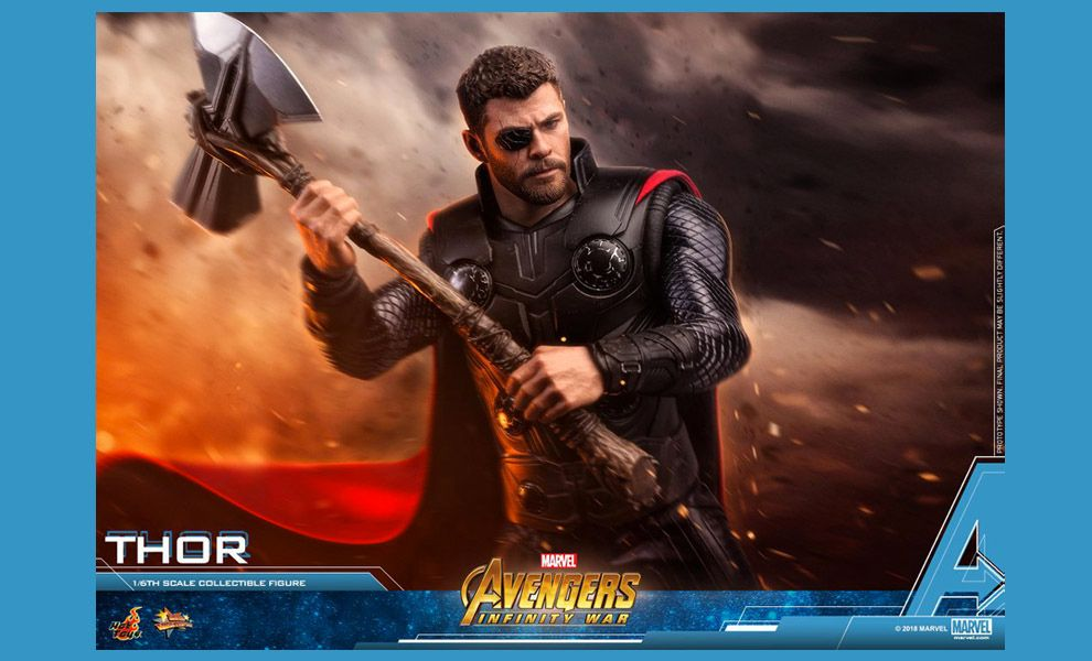 Logic Wallpaper Iphone 6 Hot Toys Mms474 Avengers Infinity War Thor Action