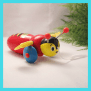 Wooden Buzzy Bee Pull Along Baby The Great New Zealand