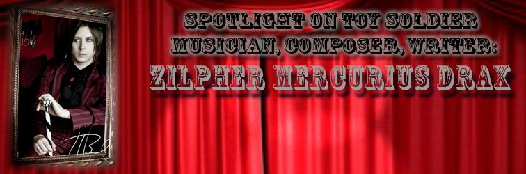 Spotlight On Zilpher Mercurius Drax Banner