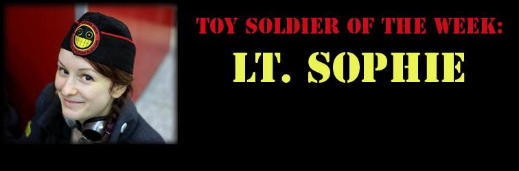 Lt sophie banner