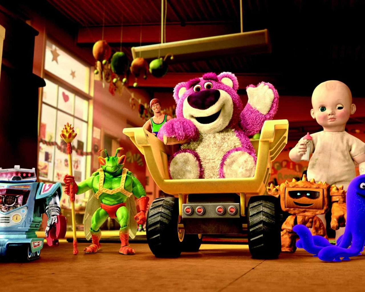 Toy Story Lots O GIF