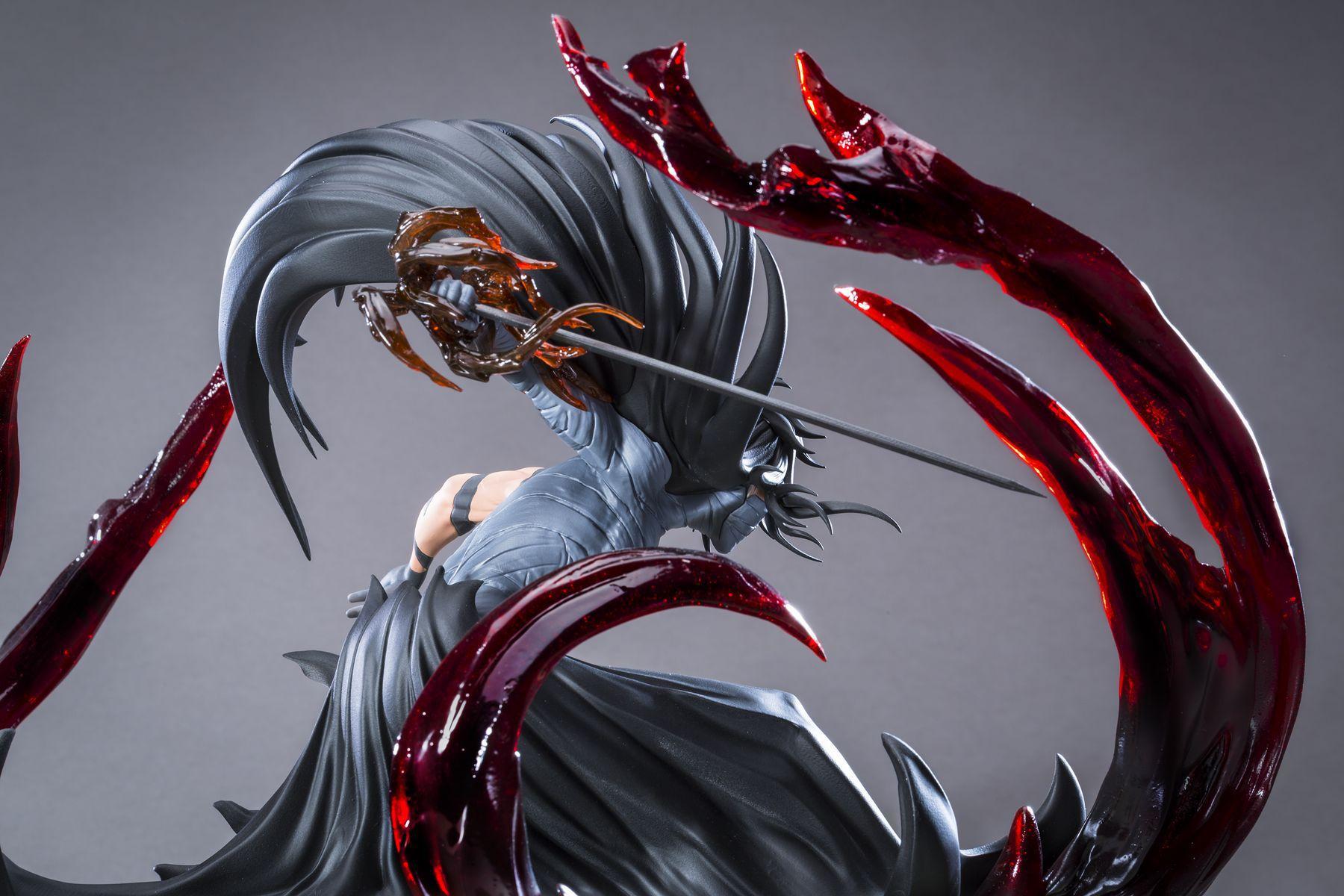 Sculpture Hd Wallpapers Toyzmag Com 187 Tsume Hqs Bleach Ichigo Final Getsuga Tenshou