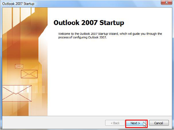 Support \u2013 Setting Up Your TPG Email with Microsoft Outlook 2007