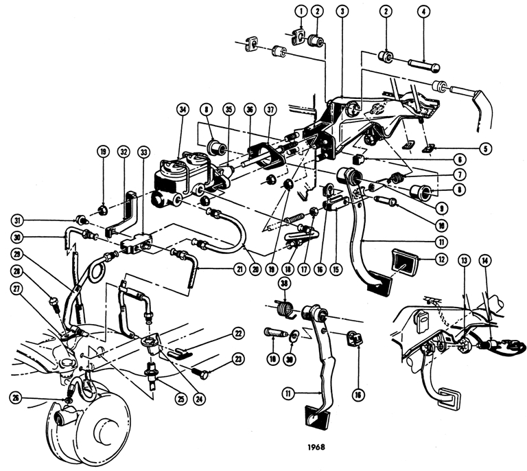 1968 gtx wiring diagram wiring diagram