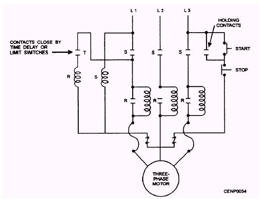motor wiring diagrams delta vs wye