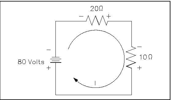 Applying Kirchhoff\u0027s Voltage Law