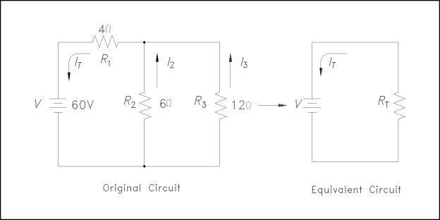 equation that solves for the admittance y of this parallel circuit
