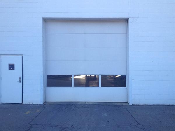 SaveEnlarge · Residential Garage Door Installation Tracey Door