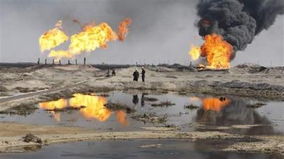 petrodollar oil field