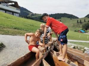 Kinderausflug zum Hexenwasser 27.07.19