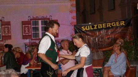 35. Marktfest 18.08.19 - schwungvolle Tänzer