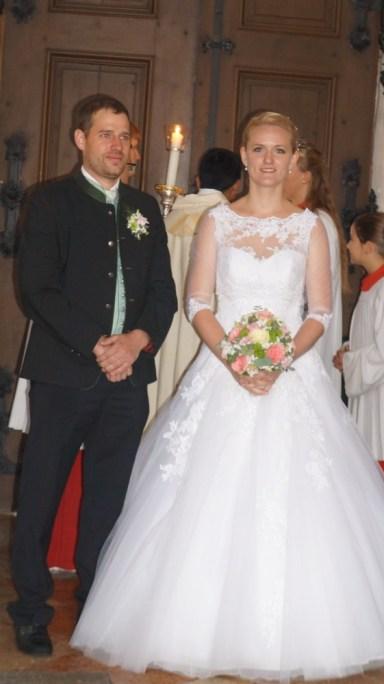 Hochzeit Christiane und Ludwig Strohmayer 05.10.2019