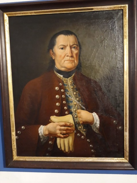 "Joseph Lechner Weißgerber im Gries (1736-1819) - Ausstellung im Heimatmuseum ""Kropfketten und Bluatstoa"" 15.10.19"