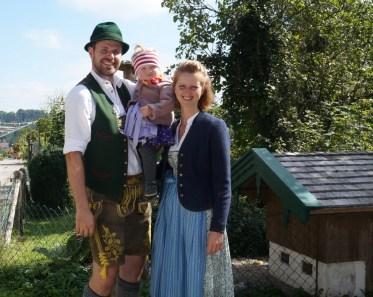 Peter, Anna und Lisa Thaurer - Weisen 19.09.2021